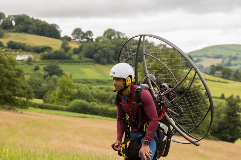 Extreme Wales with Richard Parks hits BBC 2 tomorrow