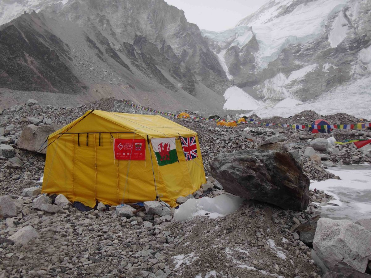42._Project_Everest_Cynllun_Tent_at_Base_Camp_-_the_Hub.jpg