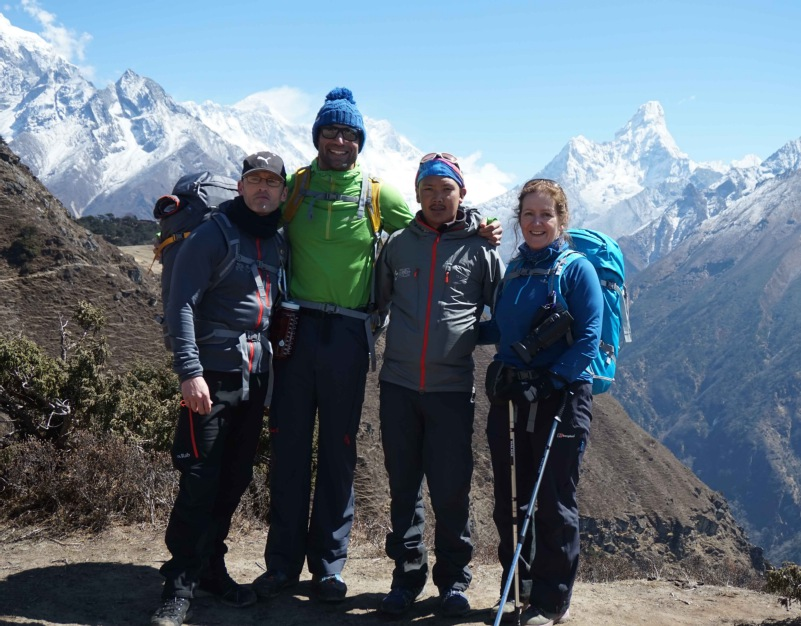Project Everest Cynllun team blog: Professor Nicola Phillips - Preparing for the extreme.